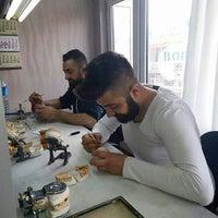 Photo taken at özel erden diş protez laboratuari by DENİZ K. on 1/10/2016