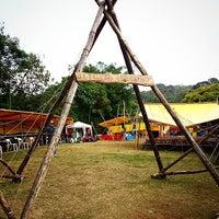 Photo taken at Grupo Escoteiro Falcão Peregrino by Edson K. on 11/9/2014
