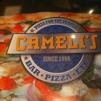 Photo taken at Cameli's Pizza by Jack J. on 10/8/2012