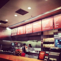 Photo taken at Chipotle Mexican Grill by Russell C. on 1/4/2013