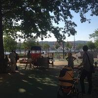 Das Foto wurde bei Olimpia park von Gyoki Gyula V. am 6/10/2014 aufgenommen