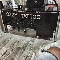 Photo taken at Ozzy Tattoo by Sedef Aykaç 👑 on 2/14/2017