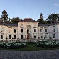 Photo prise au Pałac Myślewicki par Gorken G. le7/10/2016