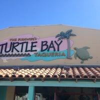 Photo taken at Turtle Bay Taqueria by katrien on 10/14/2012