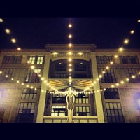 Photo taken at Santana Row by katrien on 10/17/2012