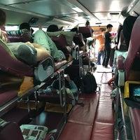 Photo taken at Bến Xe Mỹ Đình (My Dinh Bus Station) by Giovanni W. on 11/8/2017