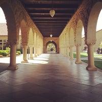 Photo taken at Stanford University by Tuuti P. on 3/26/2013