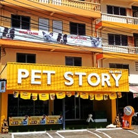 Photo taken at Pet story pet boutique by Ed E. on 9/5/2013