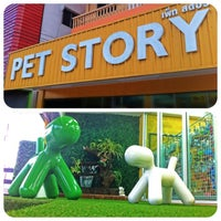 Photo taken at Pet story pet boutique by Ed E. on 7/22/2013