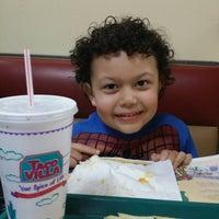 Photo taken at Taco Villa by Adolfo G. on 3/8/2014