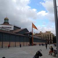 Foto tomada en Mercat del Born por Andreu N. el 9/10/2013