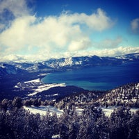 Photo taken at Heavenly Mountain Resort by DAN SAENZ on 1/27/2013