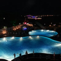 Photo taken at Water Planet Deluxe Hotel & Aquapark by SEHER Ö. on 6/10/2013