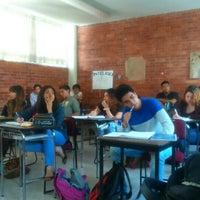Photo taken at Universidad Latina de America by como t. on 10/21/2014