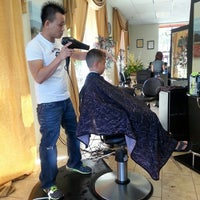 Photo taken at Poseys Family Beauty Care by Zelyna M. on 8/31/2013