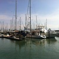 Photo taken at Marina Riviera Nayarit by Carlos V. on 12/30/2012
