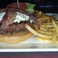 Photo taken at Patrick's Pub & Eatery by Patti A. on 4/5/2013