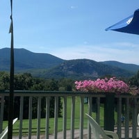 Photo taken at North Conway Country Club by Patti A. on 8/25/2013