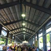 Photo taken at Fulton Street Farmer's Market by Don P. on 6/1/2013