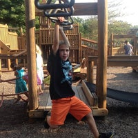 Photo taken at Mary Munford Playground by Mark R. on 9/8/2013
