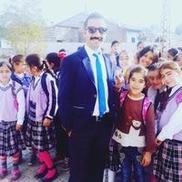Photo taken at Ertuğrul Gazi Ortaokulu by Ömer Y. on 10/14/2016