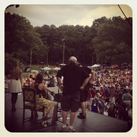 Photo taken at Atlantafest - Nature's Own Main Stage by Asa D. on 6/13/2013