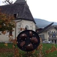 Photo taken at Bibliothek Feldthurns by Ornella T. on 11/2/2013