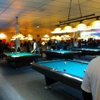 Photo taken at Camelot Pool Hall by Deb R. on 1/26/2013