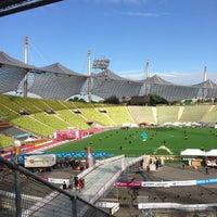 10/14/2012にJürgen F.がOlympiastadionで撮った写真