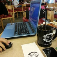 Photo taken at Spinelli Coffee by Yudiaditya -. on 12/17/2012