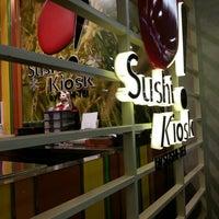 Photo taken at Sushi Kiosk by Yudiaditya -. on 12/10/2012