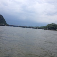 Photo taken at Sunbury/Norry Bridge by Tracy F. on 6/25/2014