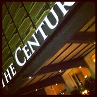 Photo taken at Hyatt Regency Century Plaza by Chad D. on 2/1/2013