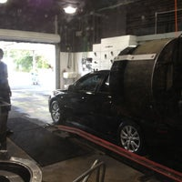 Photo taken at Octopus Car Wash by Rachelle H. on 10/28/2012