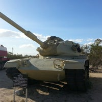 Photo taken at General Patton Memorial Museum by Brandon M. on 11/9/2012