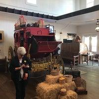 Снимок сделан в Wells Fargo History Museum пользователем Curtis M. 12/3/2017