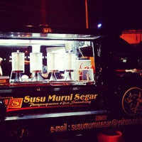 Photo taken at Susu Murni Segar by I G N Anom W. on 5/5/2013