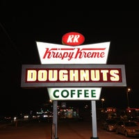 Photo taken at Krispy Kreme Doughnuts by Edwin C. on 3/29/2013