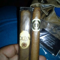 Photo taken at Cigars Etc by Blue L. on 6/1/2013