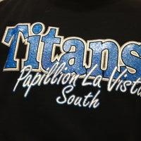Photo taken at Papillion - La Vista South High School by Amber on 12/15/2012