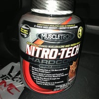 Photo taken at GNC by Mike S. on 10/16/2012