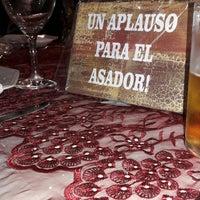 Photo taken at Restaurant del Asuncion Golf Club by Frede I. on 6/18/2017
