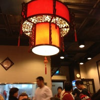 Photo taken at Tsim Chai Kee Noodle by Cathleen P. on 12/23/2012