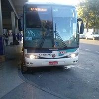 Photo taken at Terminal Rodoviário de Campo Grande by Ulisses C. on 5/14/2013