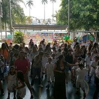 Photo taken at Colegio Alfa CEM Bilingue by Newton G. on 5/7/2016