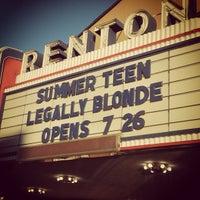 Photo taken at Renton Civic Theatre by Duane M. on 7/18/2013