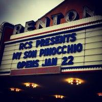 Photo taken at Renton Civic Theatre by Duane M. on 1/24/2015