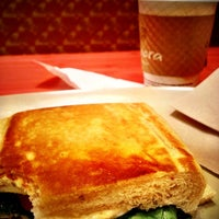 Photo taken at Panera Bread by Ankur B. on 3/2/2013