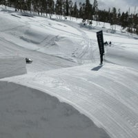Photo taken at A51 Terrain Park by N A. on 4/26/2013