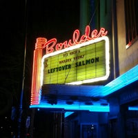 Photo taken at Boulder Theater by Amy G. on 11/20/2012